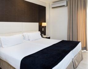 habitación estandar del Hotel Taburiente