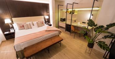 Suite Junior Hotel Taburiente en Santa Cruz de Tenerife (1)
