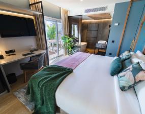 Suite Los Campos de Hotel Taburiente en Santa Cruz de Tenerife (1)